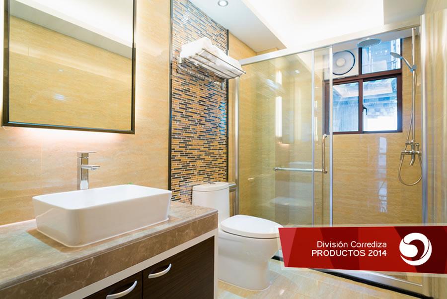 Cortinas persianas muebles cocinas divisiones baño oficina vidrio