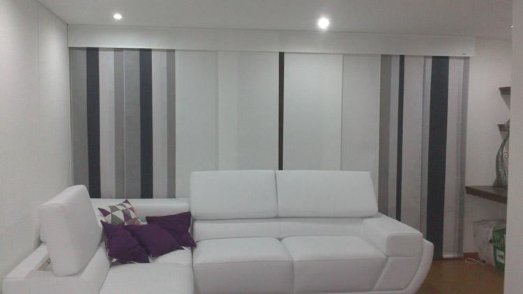 Barrio cedritos bogot colombia cj decoraciones dise o interior cortinas clasicas panel - Panel japones cortinas ...