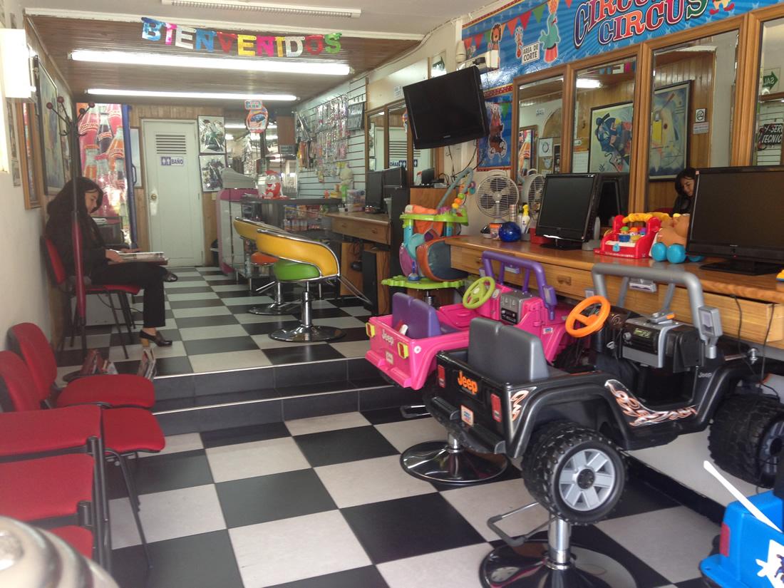 Peluquer a infantil cedritos norte bogot villa magdala for Disenos de espejos para peluqueria